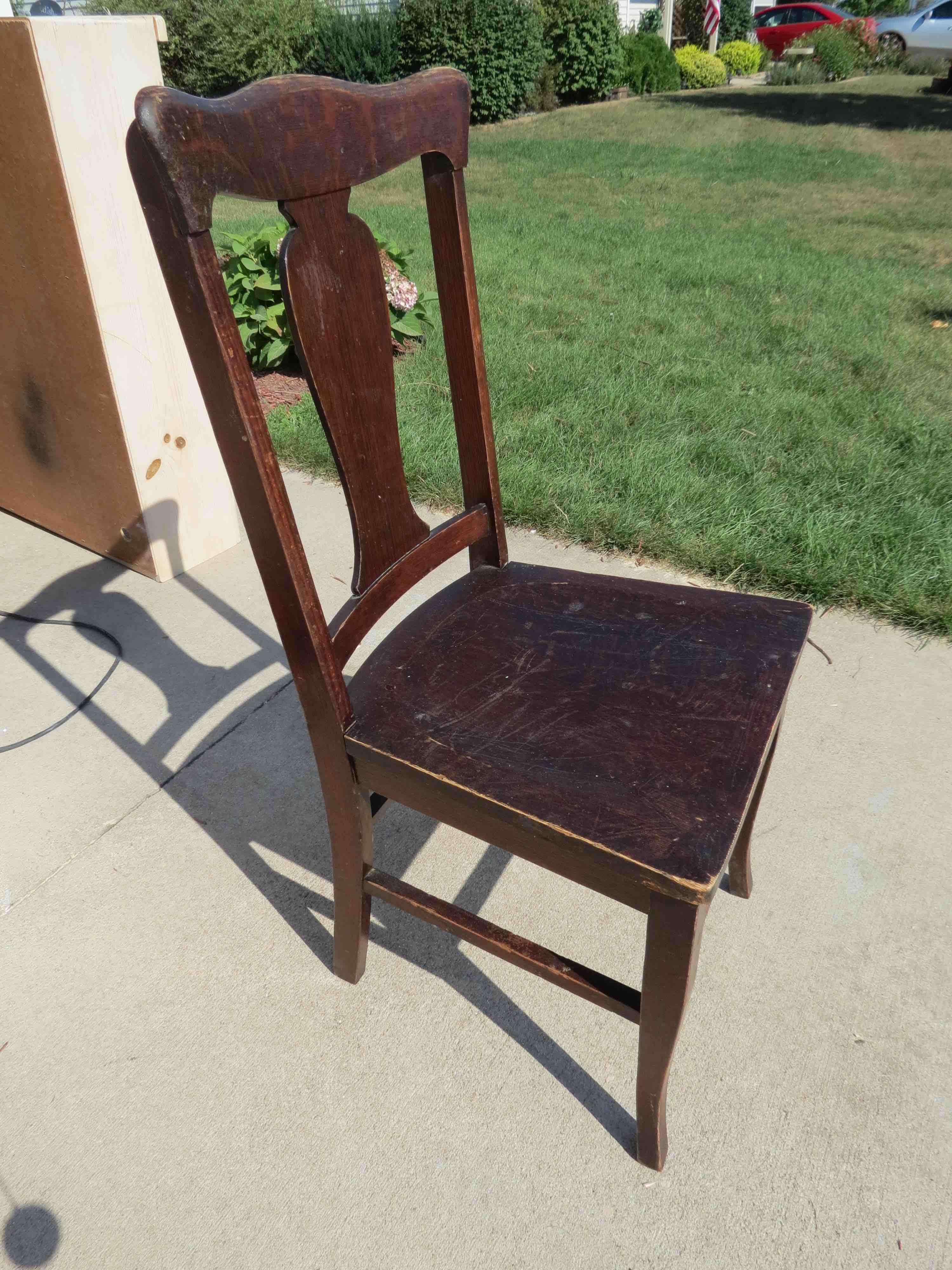 Antique Murphy Chair pany chair antique appraisal
