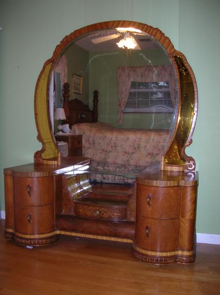 Art Nouveau Bedroom Furniture. Art Deco Master Bedroom With One ...