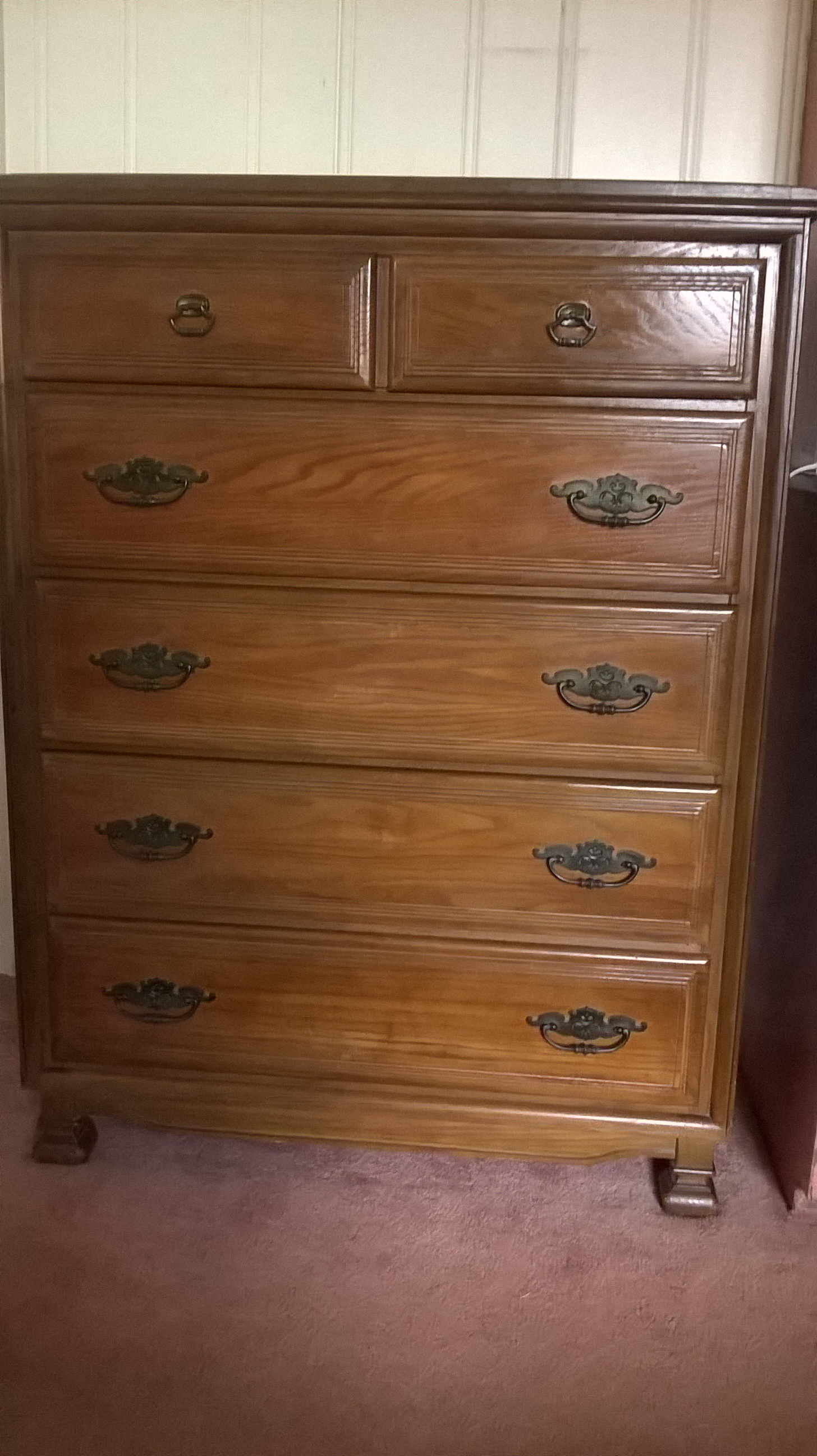 sumter cabinet co bedroom suit