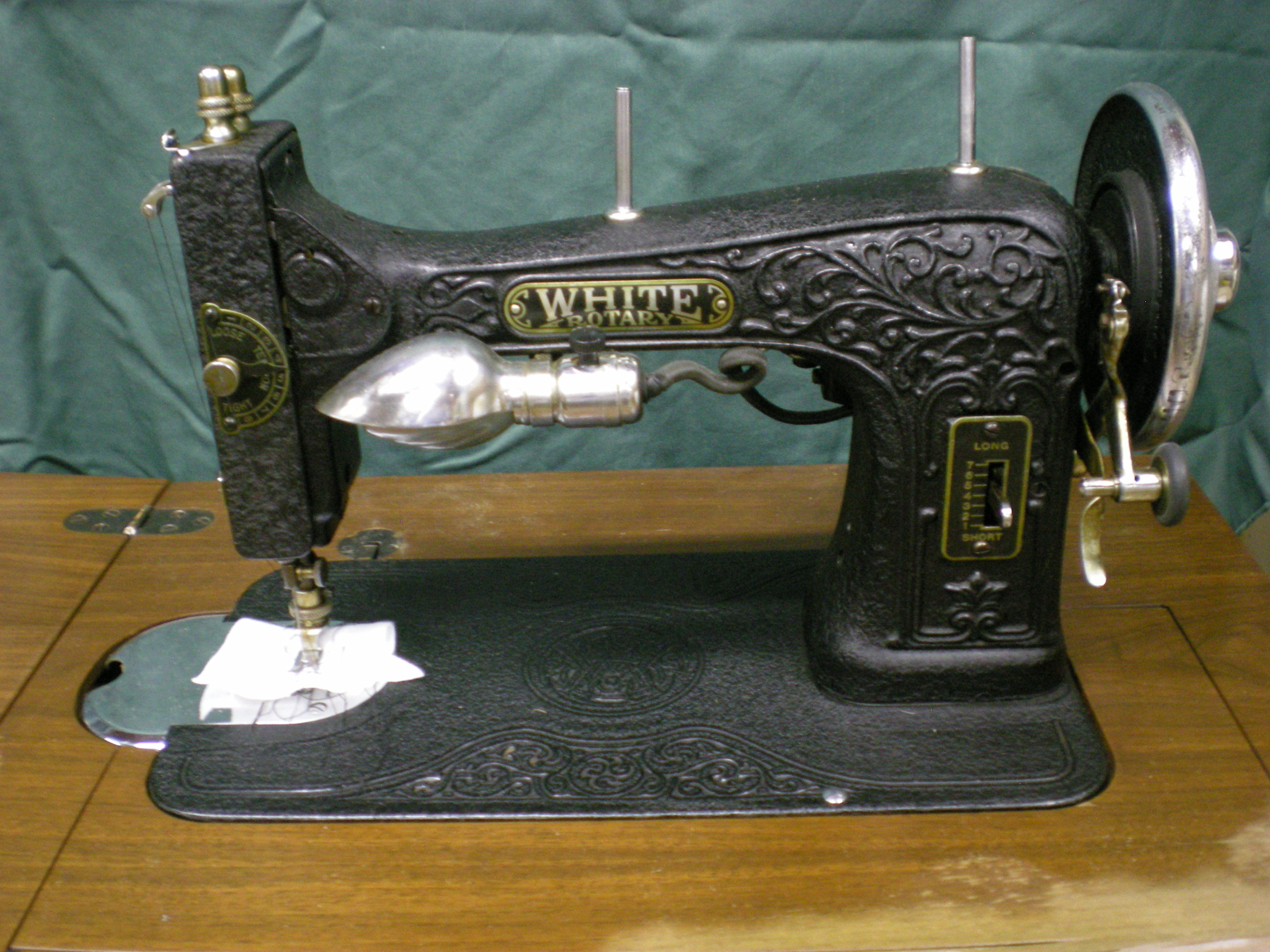 New Home Sewing Machine Vintage Electric