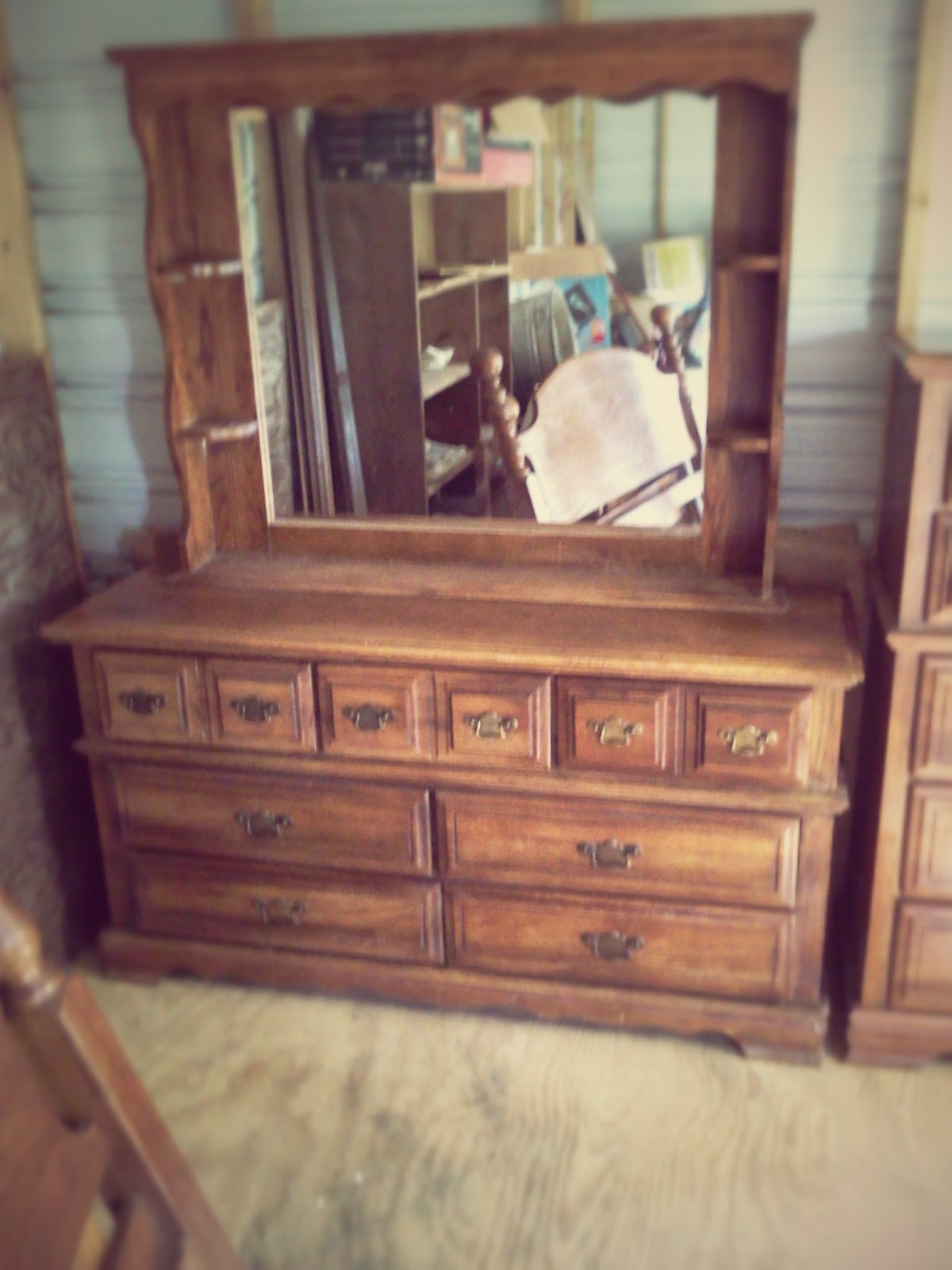 Antique Solid Oak Bedroom Suite Antique Appraisal Instappraisal