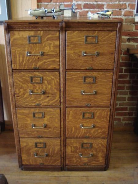 Yawman and Erbe File Cabinets antique appraisal | InstAppraisal