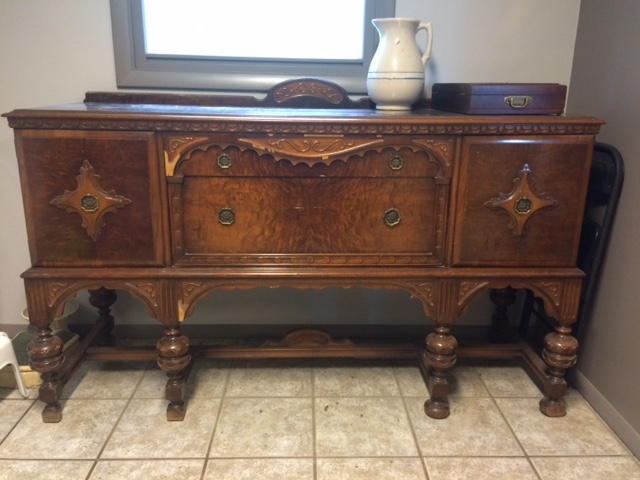 Rockford Furniture Company Buffet Sideboard Antique Appraisal Instappraisal