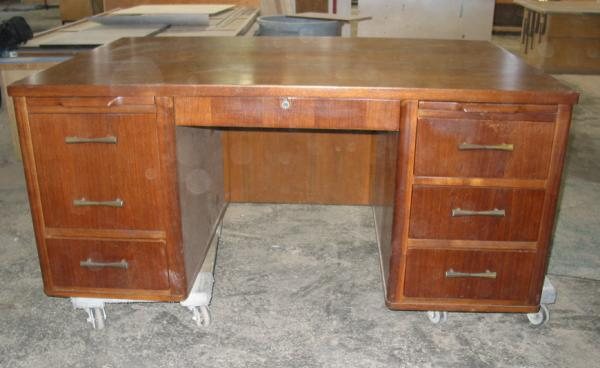 Jackson Desk By Jasper Office Furniture Co Antique