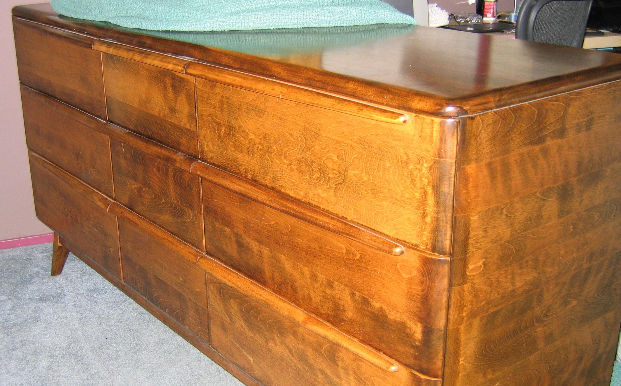 Custom Heywood Wakefield Bedroom Set Antique Appraisal Instappraisal