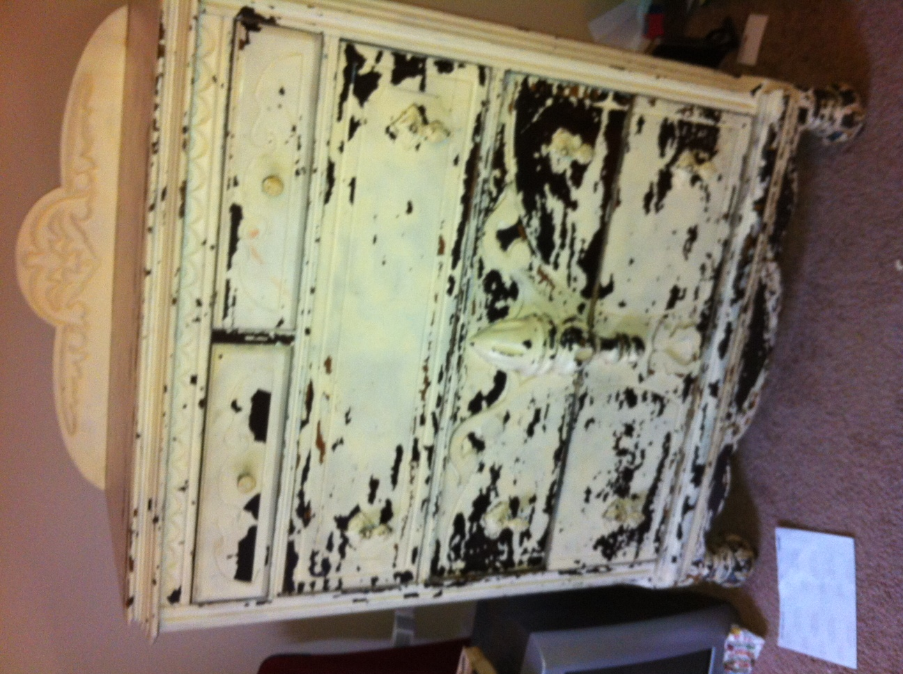 Northern Furniture Company Dresser Set Antique Appraisal