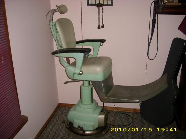 1940 s dental chair antique appraisal instappraisal