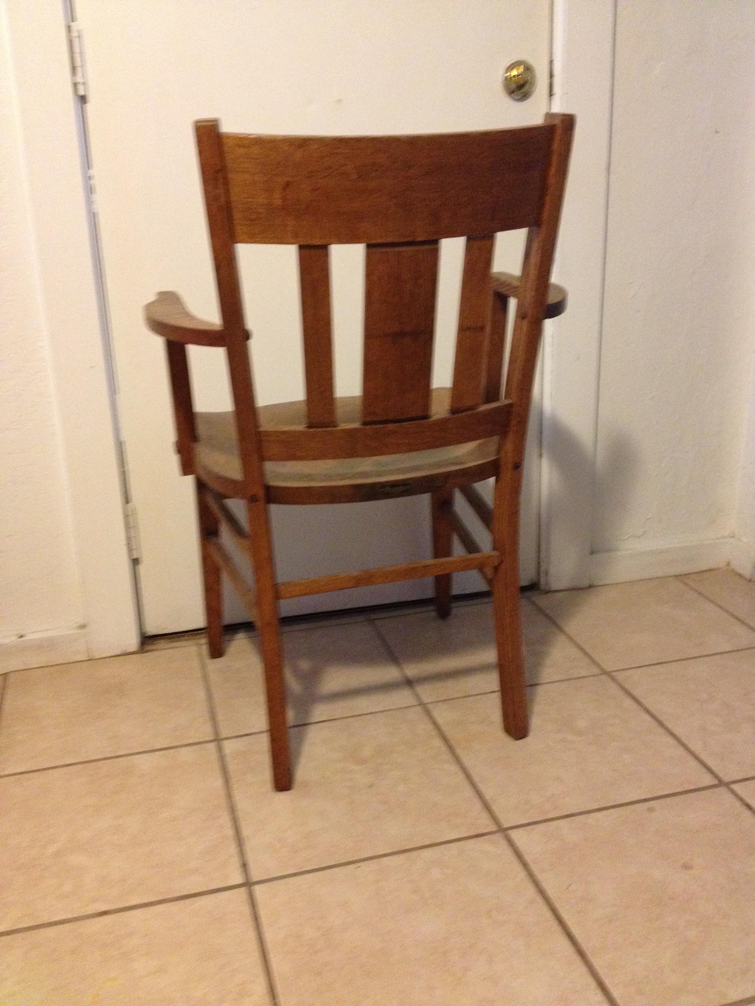 Antique Murphy Chair antique appraisal