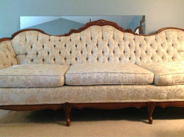 Hausske Harlan Sofa And Loveseat (Victorian Style)