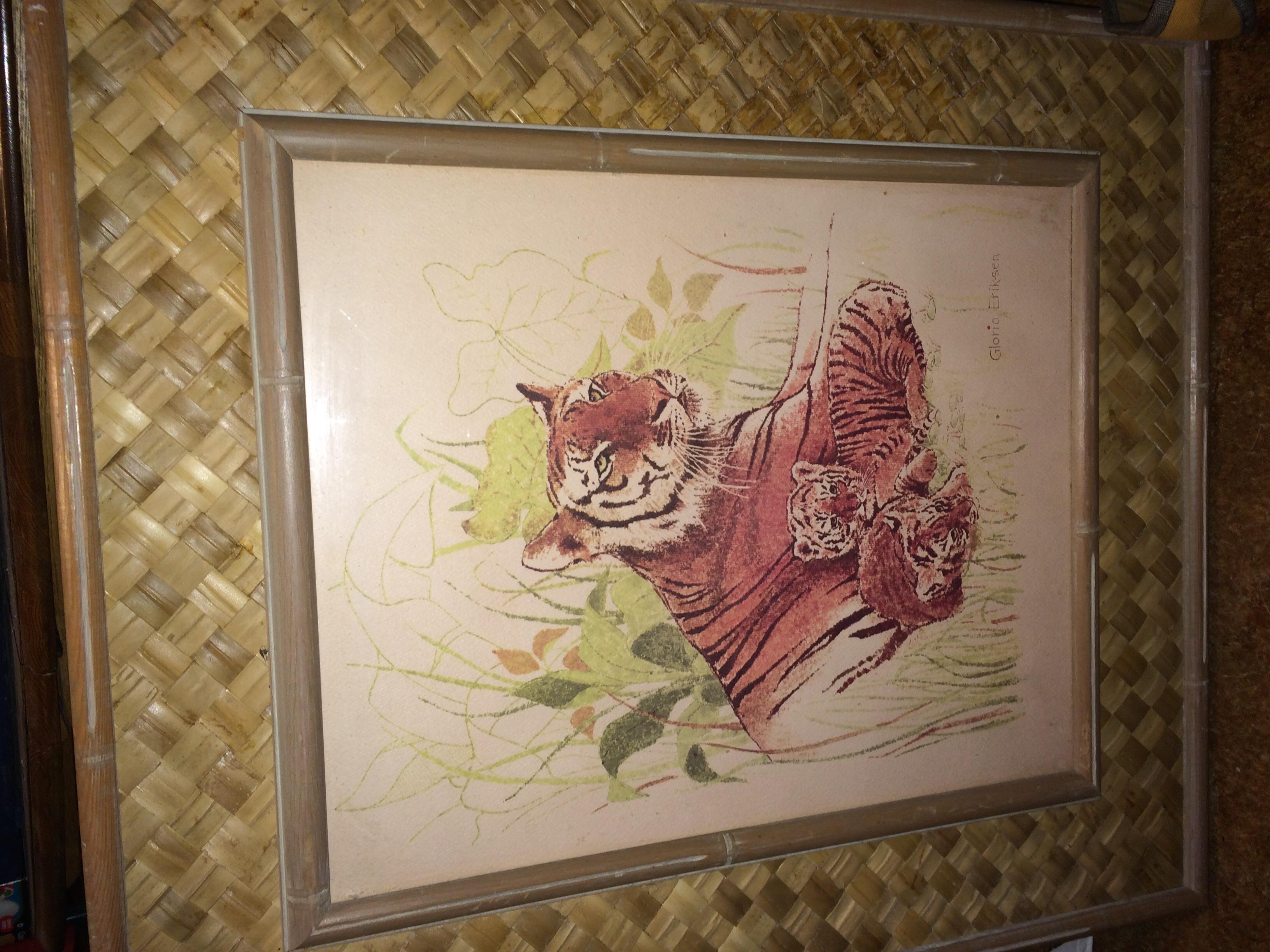 Tiger Family Antique Appraisal Instappraisal