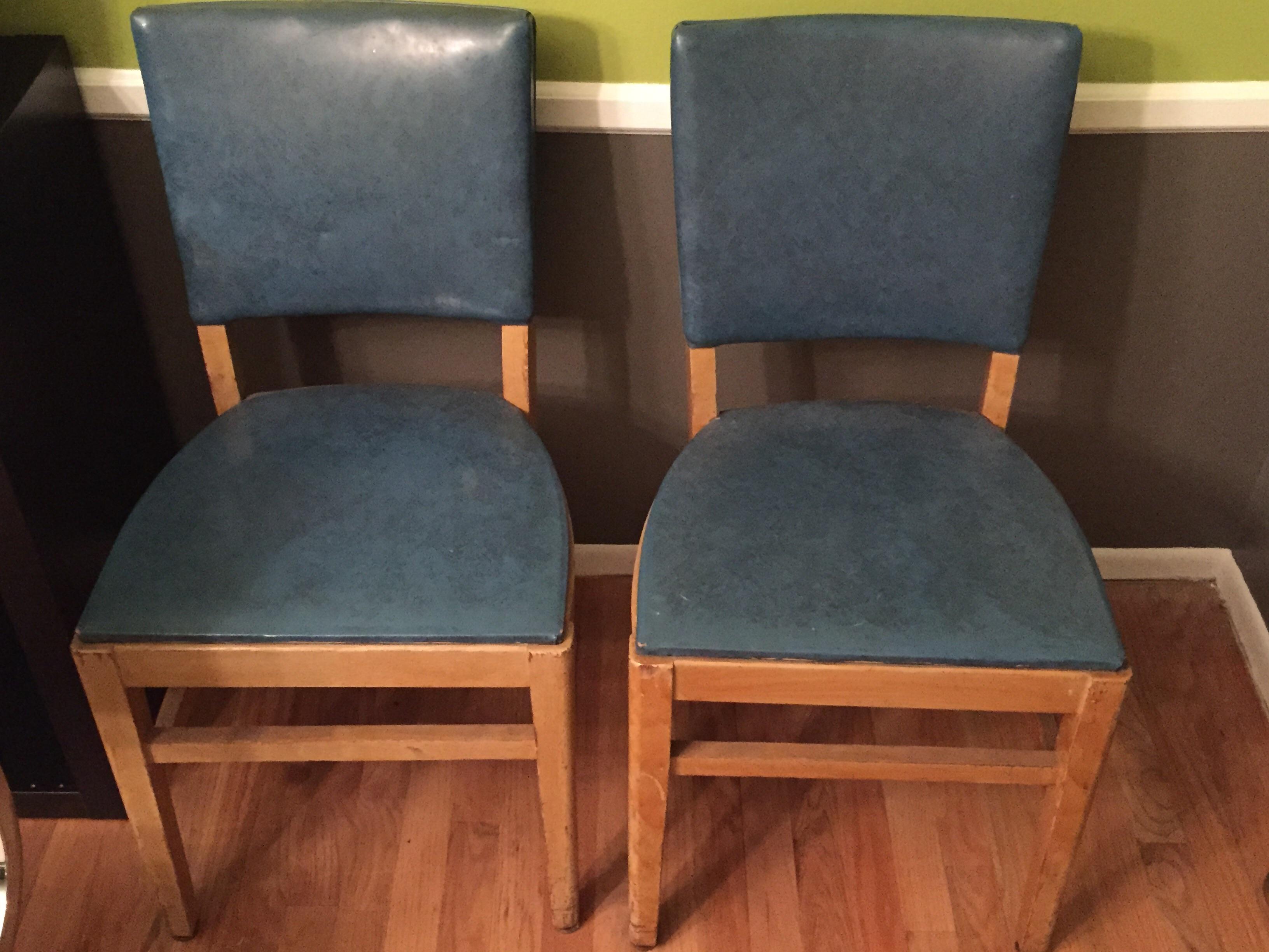 Retro chair antique appraisal