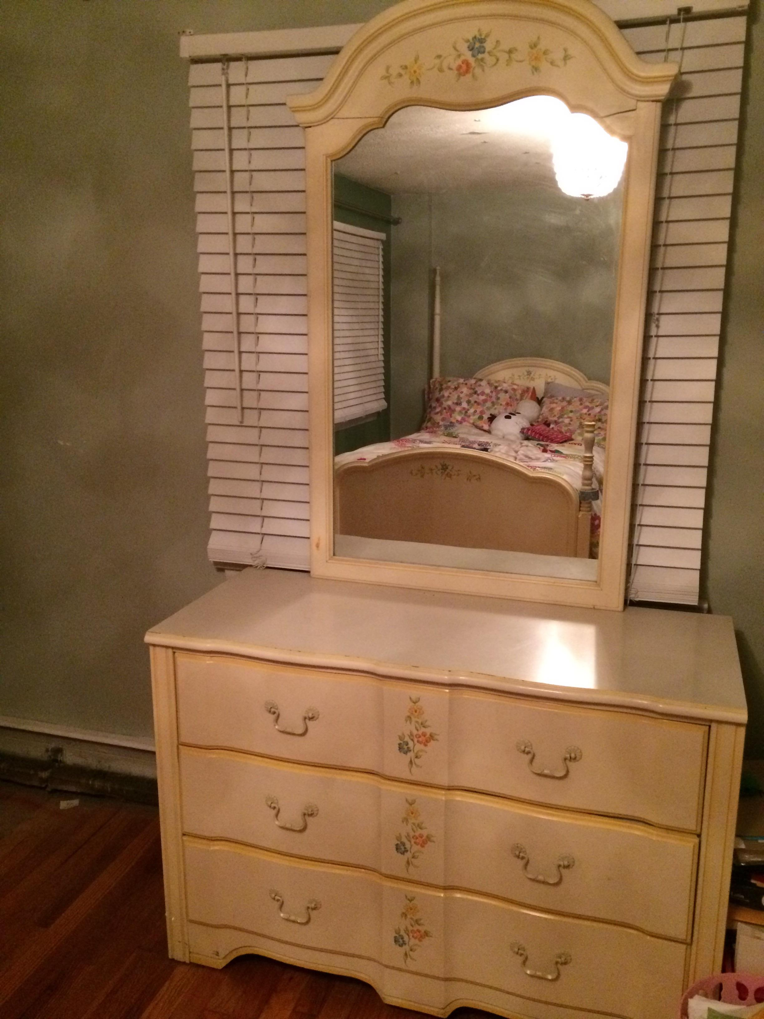 Vintage Stanley Furniture Bedroom Set