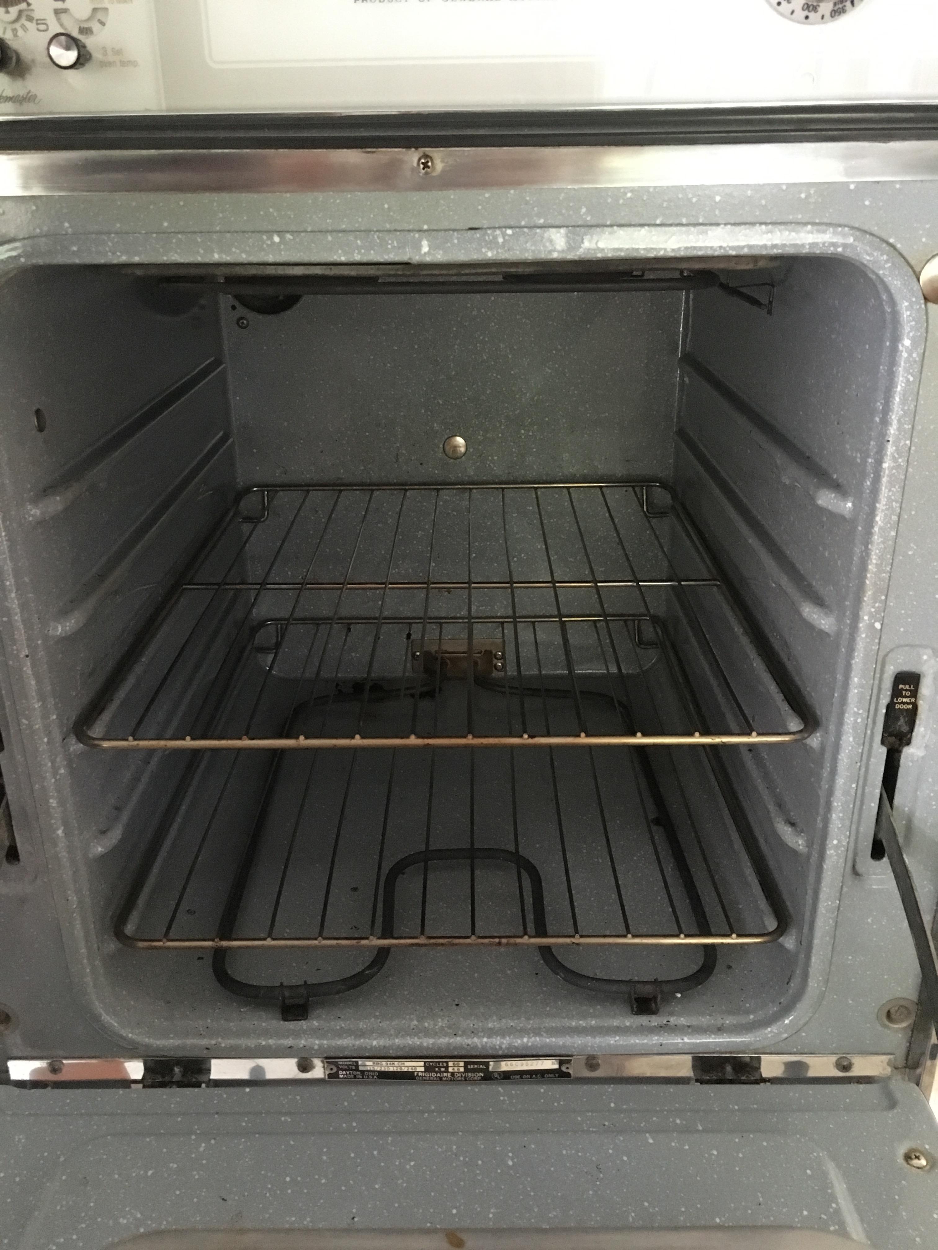 general motors frigidaire wall oven