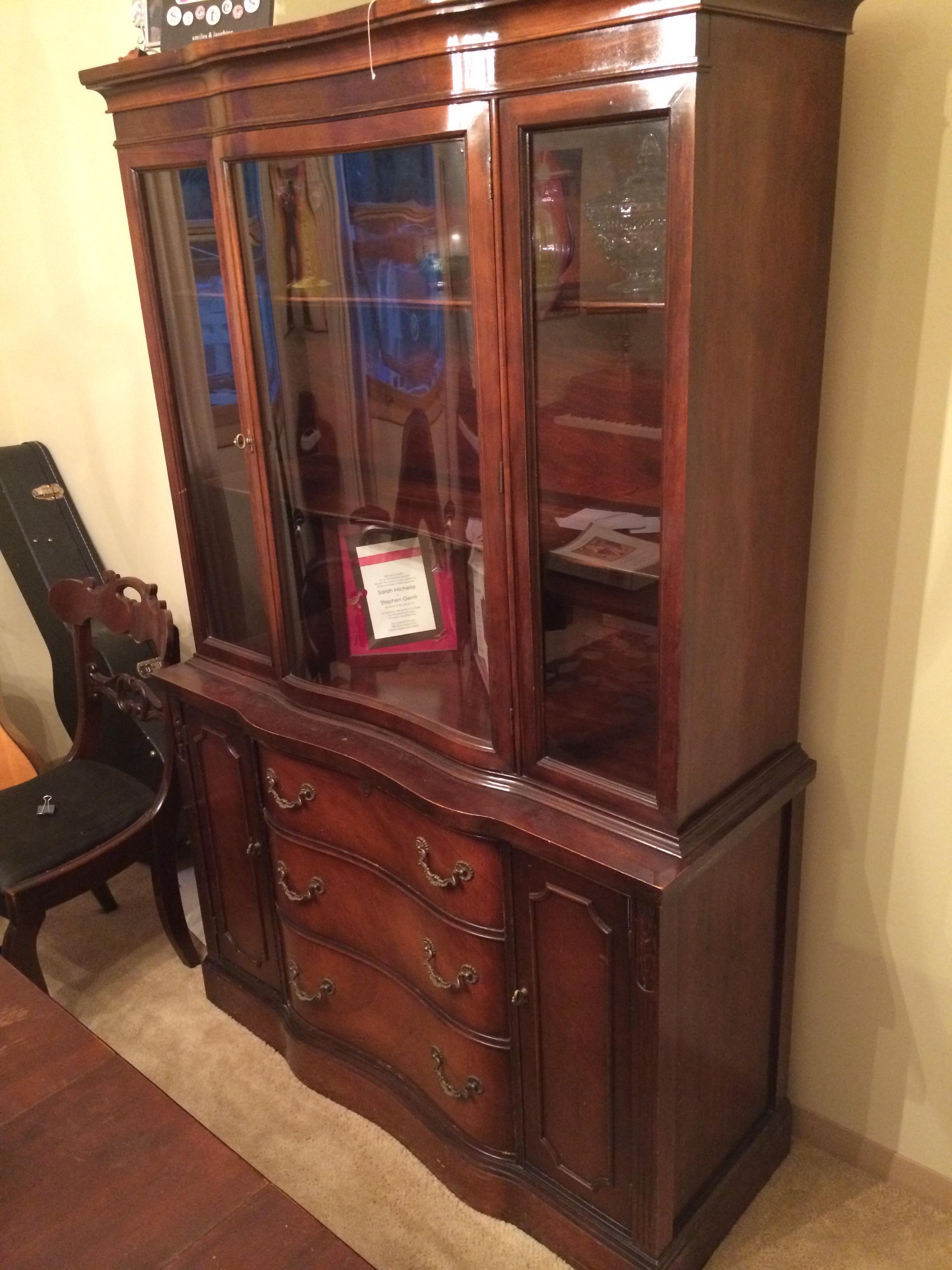 Antique Dining Room Hutch Antique Appraisal Instappraisal