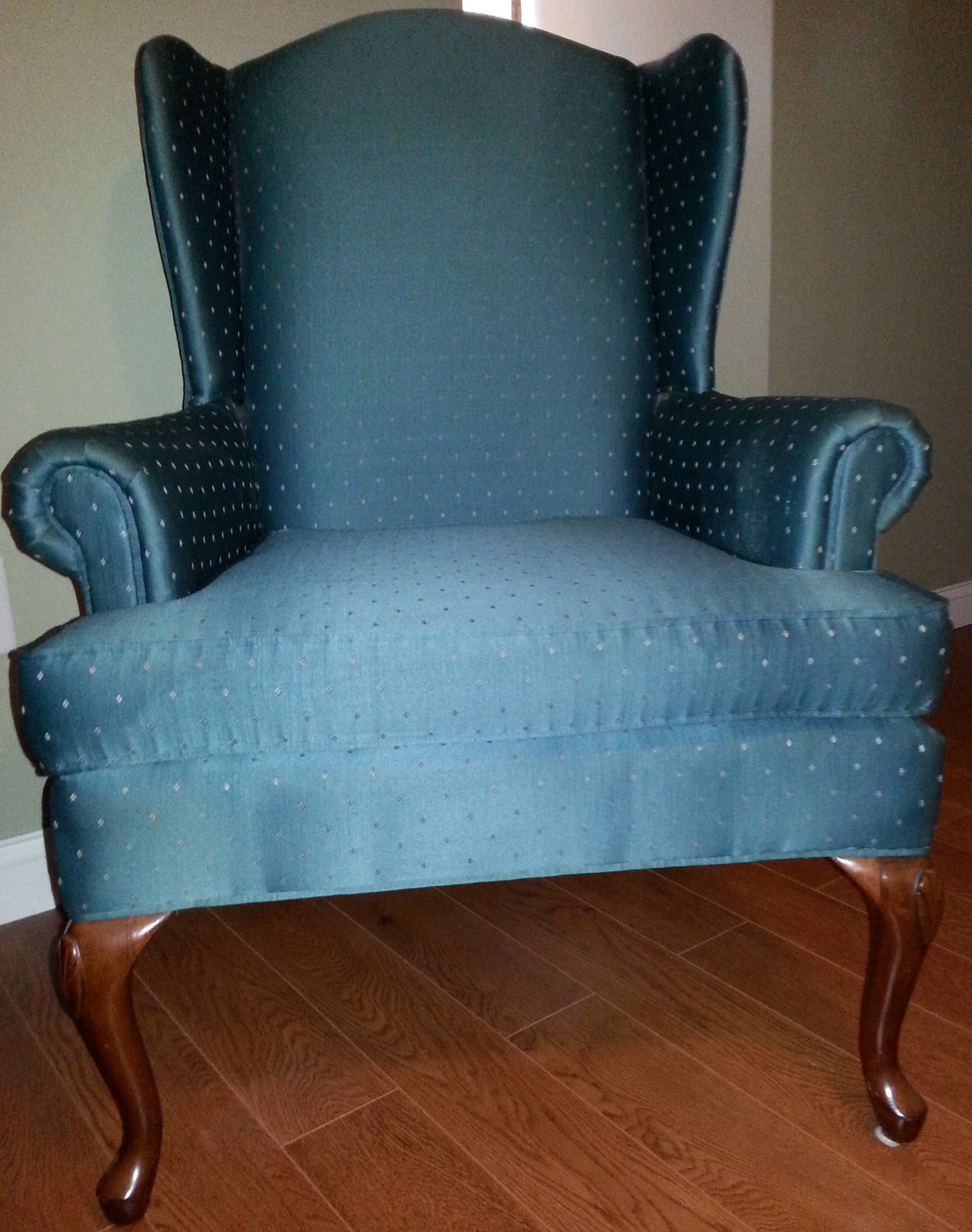 2 Fairfield Chair pany Wingback Chairs antique appraisal
