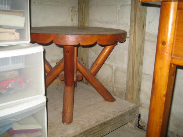Rittenhouse 7 Piece Antique Furniture Set Antique