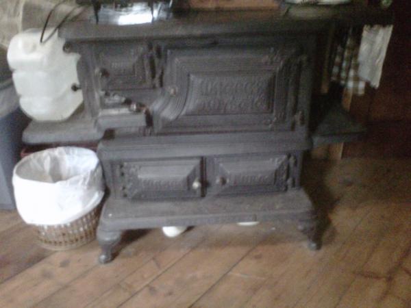 Antique Wood Cook Stove Antique Appraisal Instappraisal