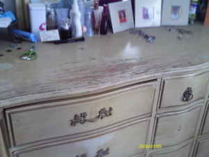 Davis Cabinet Company Dresser