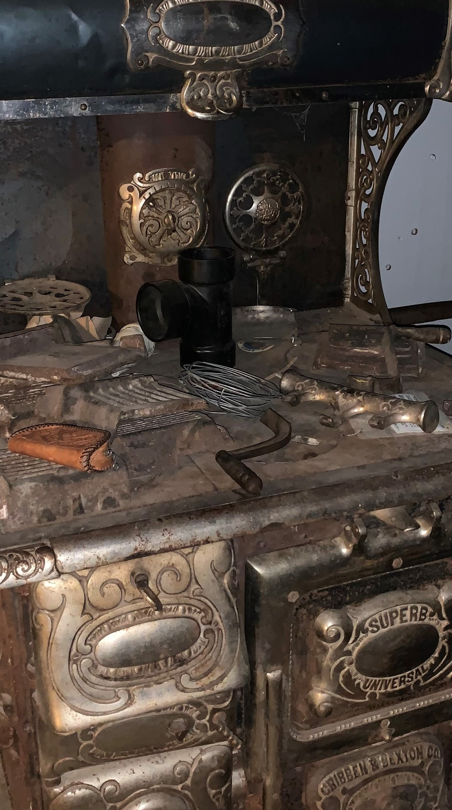 Antique Stove Antique Appraisal Instappraisal