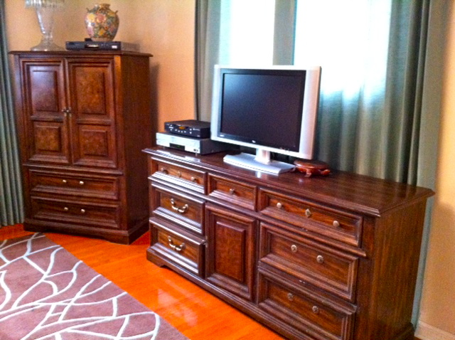 Midcentury american of martinsville bedroom set antique for American martinsville bedroom furniture