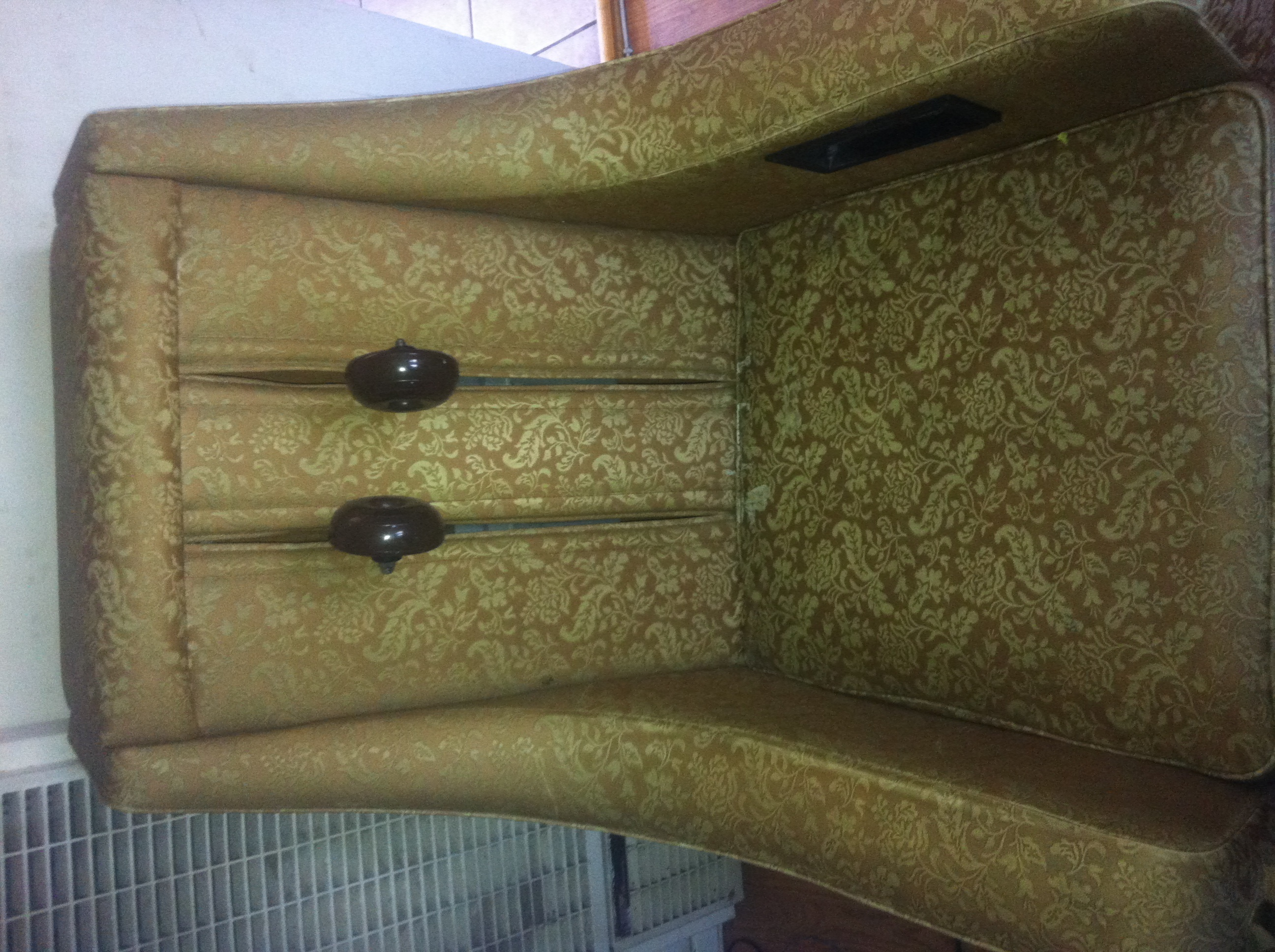Japanese massage chair antique appraisal