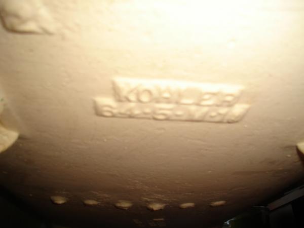 Kohler Cast Iron Claw Foot Tub Antique Appraisal Instappraisal