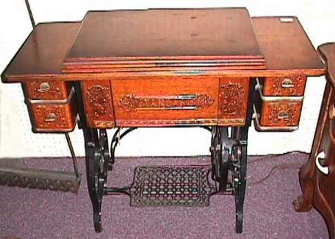Standard Sewing Machine Antique Appraisal InstAppraisal Adorable Standard Sewing Machine