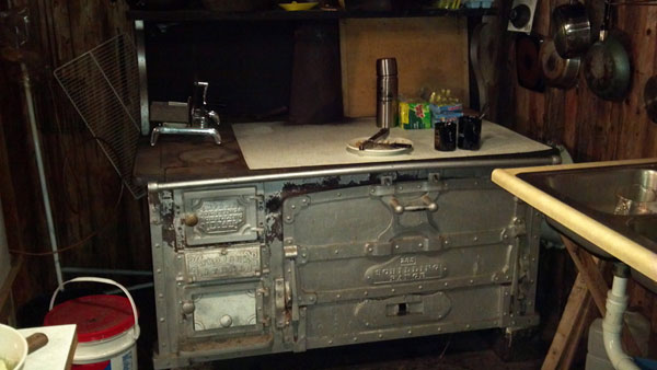 Wood Cook Stove Joesting Amp Schilling 235 Range Antique