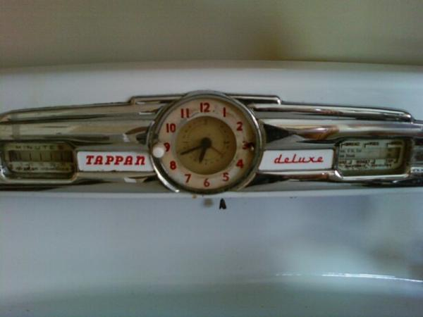 Tappan Deluxe Gas Stove antique appraisal   InstAppraisal