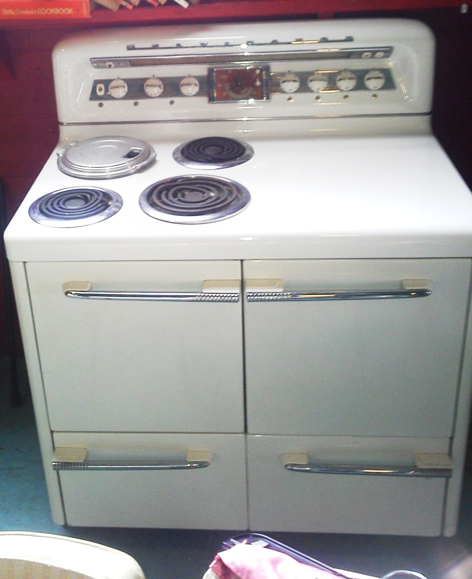 Kelvinator Stove Model Numbers Free Download Range Wiring Diagram Electric Antique Appraisal Instappraisal
