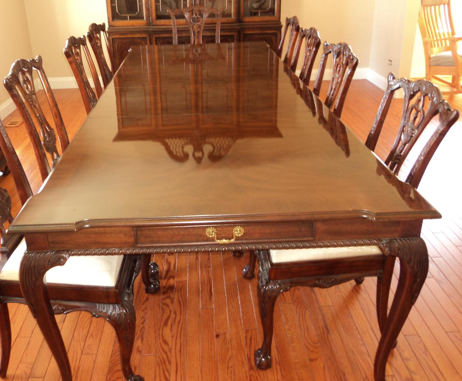Drexel Heritage Heirlooms Dining Set antique appraisal ...