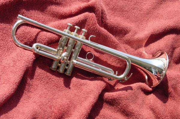 Yamaha Silver Trumpet antique appraisal | InstAppraisal