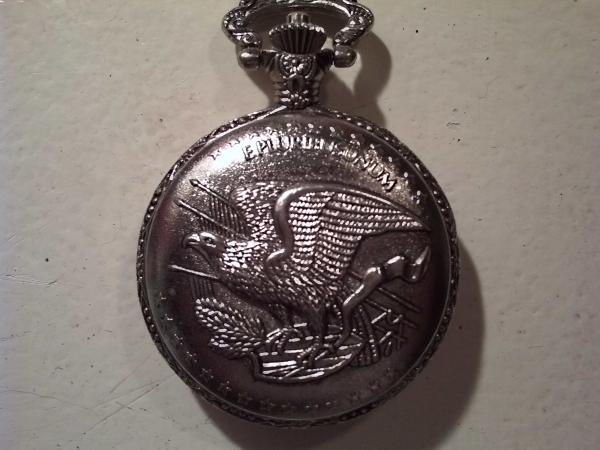 American Historic Society Pocket Watch Antique Appraisal