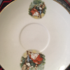 Tiny made in China plates