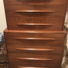 Vintage Bissman Bedroom Set-Solid Walnut
