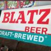 Blatz Beer Sign