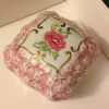 Vintage KMP German Porcelain Trinket Box