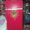 Vintage Antique 1956 Deluxe Frigidaire Refrigerator by General Motors