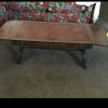 Vintage Hekman coffee table