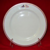 New York Yacht Club/Victoria - 1920 Salad Plate