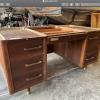 Vintage Mid Century Jasper Desk