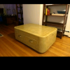 Mid Century Maitland Smith coffee table