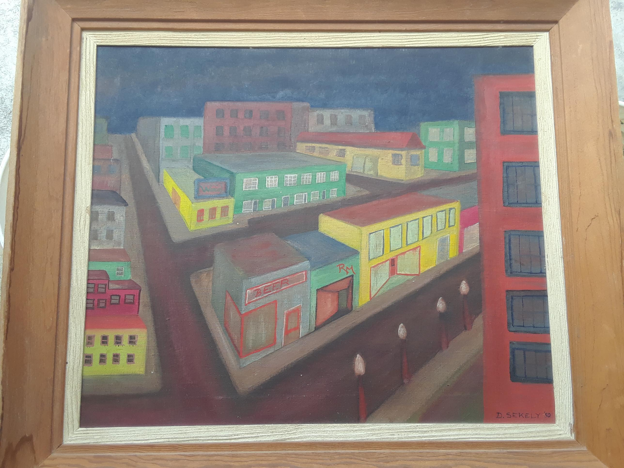 Quiet Street Scene appraisal