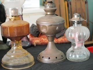 Antique Metal Items appraisal