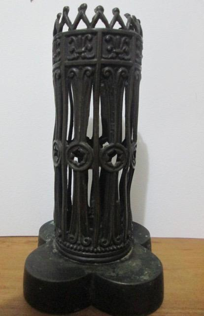 Mystery object - very old candle holder? appraisal