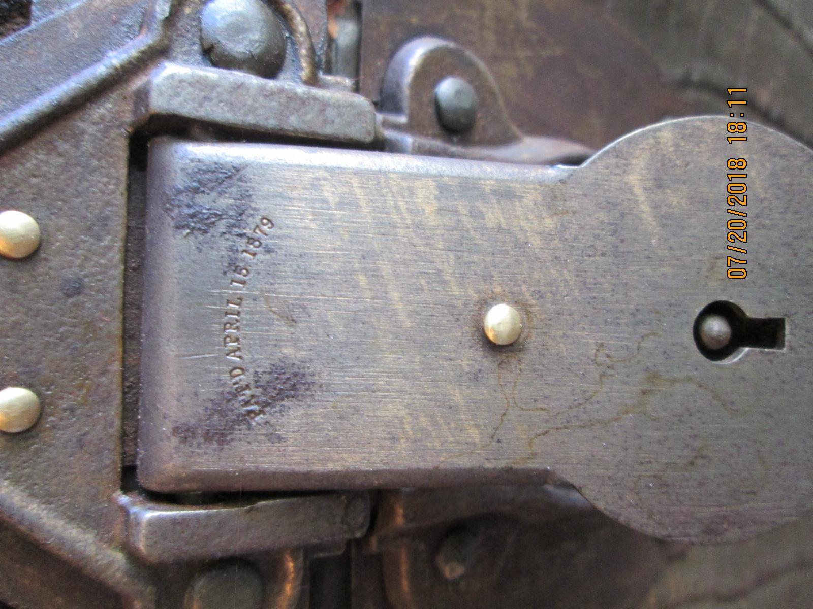 Vintage Steamer Chest appraisal