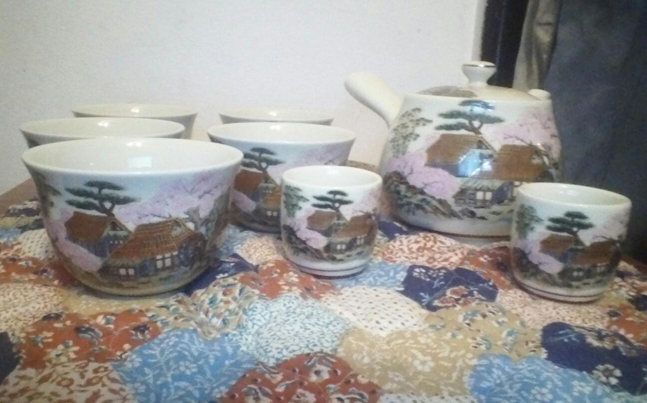 Tea set appraisal