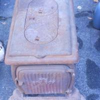 Looking For Columbus Iron Works Big Box 32 Stove And/Or Parts appraisal