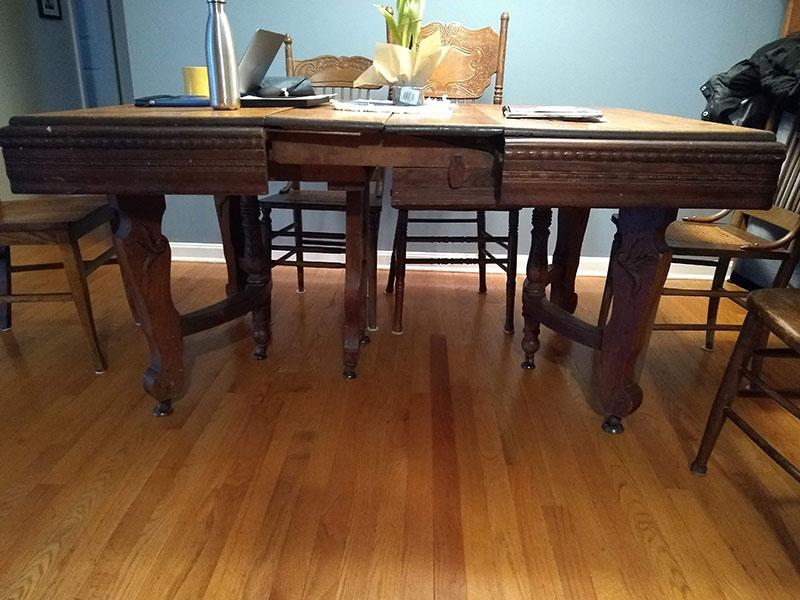 Watertown Slide Dining Table - Walnut appraisal