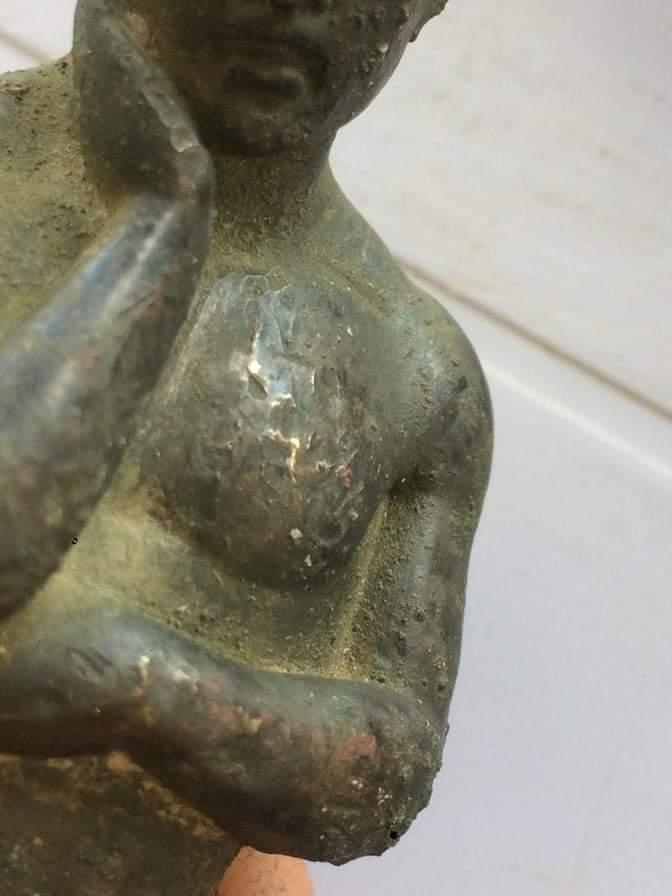 A statue found on the Balkans appraisal